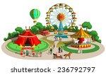 set of vector design... | Shutterstock .eps vector #236792797