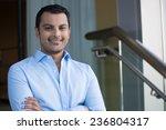 closeup headshot portrait ...   Shutterstock . vector #236804317