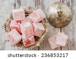 Rose Flavoured Turkish Delight...