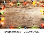 Christmas Light Decorations On...