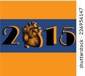 new year symbol  medicine | Shutterstock .eps vector #236956147