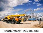 Construction Site  Constructio...