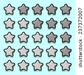 stone game rating stars icons