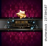 2015 new year and happy... | Shutterstock .eps vector #237384187