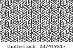 black and white optical... | Shutterstock .eps vector #237419317