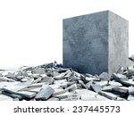 Illustration Concrete Block...