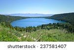 The Lake At Devil Canyon.