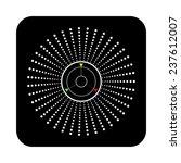 gps navigation on a black...