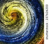 colorful swirl abstract... | Shutterstock . vector #237626203
