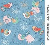 children's seamless pattern...   Shutterstock .eps vector #237670963