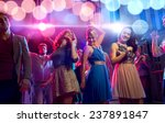 party  holidays  celebration ... | Shutterstock . vector #237891847