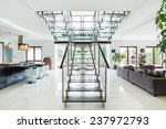 Modern Stairs In Luxury Ans...