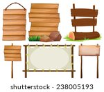 illustration of many design of... | Shutterstock .eps vector #238005193