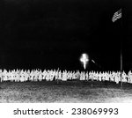 members of the ku klux klan... | Shutterstock . vector #238069993