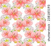 abstract elegance seamless... | Shutterstock . vector #238185193