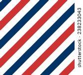 barber pole seamless pattern  ... | Shutterstock .eps vector #238233043