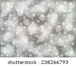 silver bokeh  background | Shutterstock . vector #238266793