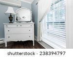White Painted Dresser With...