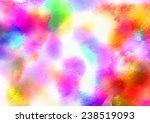 grunge lightness colorful... | Shutterstock . vector #238519093