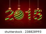 elegant new year 2015 ... | Shutterstock . vector #238828993