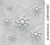 3d  abstract white background ... | Shutterstock . vector #238936483