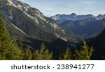 colorful landscapes close to... | Shutterstock . vector #238941277
