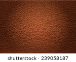 leather texture brown... | Shutterstock .eps vector #239058187