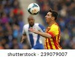 barcelona   march  29  leo...   Shutterstock . vector #239079007