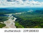 Pastaza River Basin Aerial ...