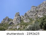 mountains | Shutterstock . vector #2392625