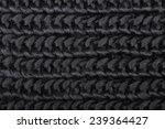 striped handmade knitted wool...   Shutterstock . vector #239364427