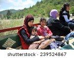 Turkish Syrian Border  June 11...