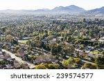 affluent bedroom community... | Shutterstock . vector #239574577