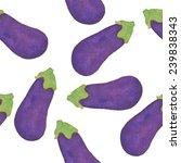 watercolor seamless pattern... | Shutterstock .eps vector #239838343