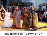 zagreb  croatia   january 04 ... | Shutterstock . vector #239949427