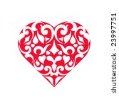 flower hearts | Shutterstock . vector #23997751