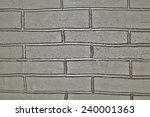 wall background   decorative... | Shutterstock . vector #240001363