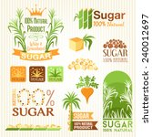 Sugar Labels  Symbols  Emblems...
