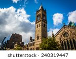 Old South Church  In Boston ...
