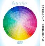 multicolor  vector  spectral