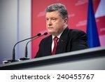 kiev  ukraine   december 29 ... | Shutterstock . vector #240455767