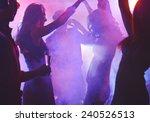 Dancing Girls Enjoying Cool...