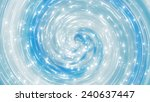 abstract blue shiny background. ... | Shutterstock . vector #240637447