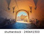 Anfiteatro Square In Lucca....