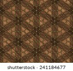 arabesque seamless pattern in... | Shutterstock . vector #241184677