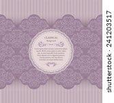 Invitation Card. Wedding...