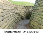 The Trenches On Battlefield Of...