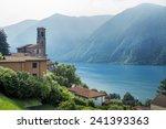 Old Church In Lugano ...