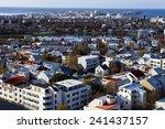 reykjavik  iceland   october... | Shutterstock . vector #241437157