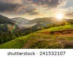 composite mountain landscape.... | Shutterstock . vector #241532107